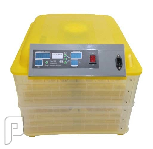 جهاز تفقيس بيض الطيور الأتوماتيكي الذي يسع ل 96 بيضة ويعمل بالكهرباء ط¬ظ‡ط§%D
