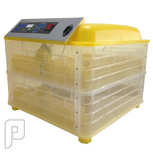 جهاز تفقيس بيض الطيور الأتوماتيكي الذي يسع ل 96 بيضة ويعمل بالكهرباء ط¬ظ‡ط§ط²_طھظپظ'ظٹط³_