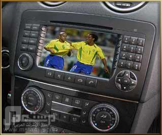 تشغيل الافلام اثناء حركة السياره لجميع انواع السيارات