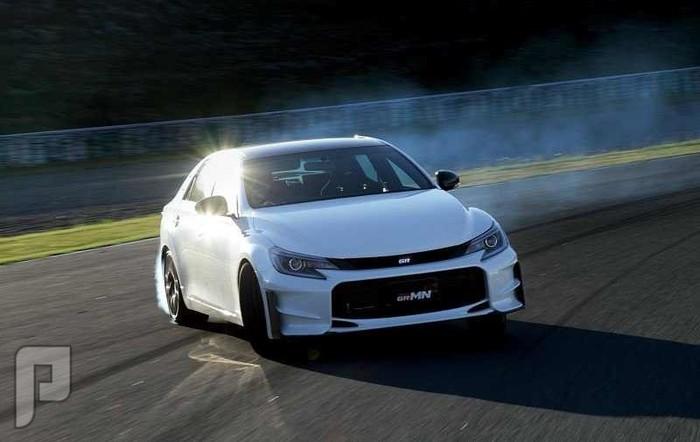 تويوتا مارك جيرمن 2015 Toyota